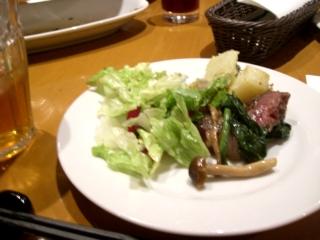 素敵ステーキ なんちゃって!