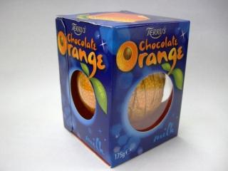 TERRY'S Chocolate Orange milk