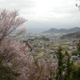 福島市街を望む2